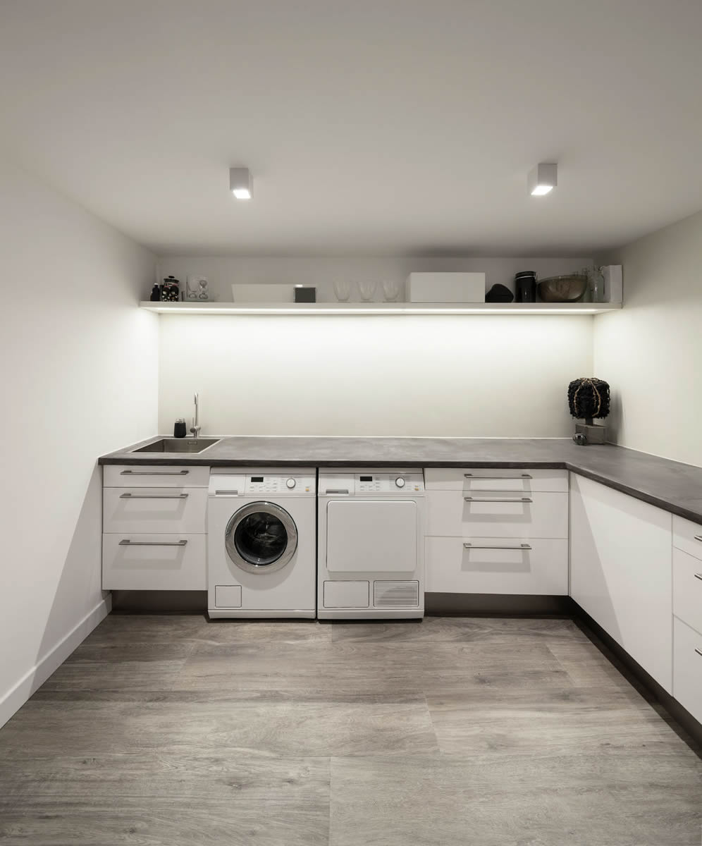 Kitchen & Laundry Design Ideas